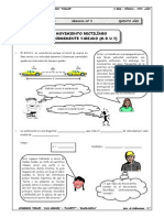 Guía Nº 5 - Mov. Rect. Unif. Variado