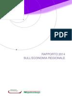 2014 Rapporto Economia Regionale