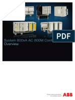 3BSE047351 F en System 800xA 5.1 AC 800M Control and I O Overview