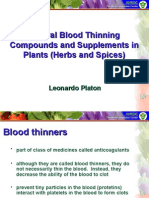 bloodthinners