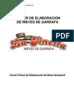 Taller de Elaboracion de Nieves de Garrafa