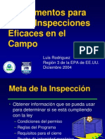 Fundamentos Para Hacer Inspecciones Eficaces en El Campo (1)