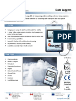 IMiniPlus Dry Ice Data Logger