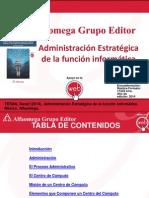 Organizacion Basica Centro Computo