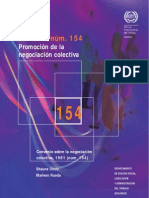 OIT - Convenio 154, Promoción de la negociación colectiva