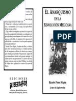 El Anarquismo en La Revolucion Mexicana. R. F Magon