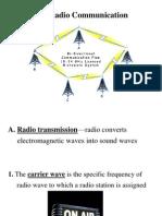 physci ch  13-3 radio communications
