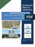 EIA OCEAN ESTUDIO DE IMPACTO AMBIENTAL DE UN HOTEL