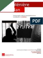 Compte-rendu de plénière - décembre 2014