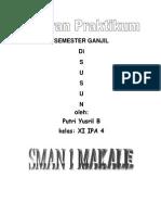 PRAKTIKUM SMAN 1 MAKALE