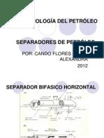 Separadores de Petroleo