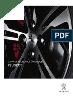 Peugeot Catalogo