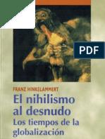 El Nihilismo Al Desnudo