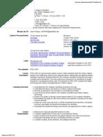 UT Dallas Syllabus for atec6351.501.10f taught by Midori Kitagawa (mxk047100)