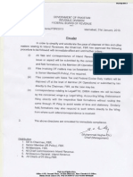 Email # 01-2013 DT Circular Dated 31-01-2013