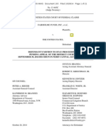 92814 Defendants Motion to Stay Proceedings Pending Appeal of the District Court s September 30 2014 Decision in Perry Capital Llc v Lew Et Al (1)