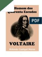 Livro Escudos Voltaire