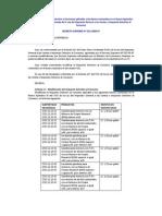 ModificanelImpuestoSelectivoalConsumoaplicablealosbienescontenidosenelNuevoApéndice IIIdelTextoÚnicoOrdenadodelaLeydelImpuestoGeneralalasVentaseImpuestoSelectivoal Consumo  DECRETOSUPREMONº322‐2009‐EF ELPRESIDENTEDELAREPÚBLICA