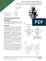 468-110_Falk Torus Type WA10,WA11,WA21,Sizes 20-160,1020-1160 Couplings_Installation Manual