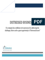 Distressed Businesses
