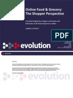 onlinefoodgrocerytheshopperperspectivesampleextract-101020103628-phpapp01