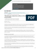 'El Maíz Que Comen Los Cerdos Es de Más Calidad Que El de Los Bebés' _ Comunidad Valenciana _ EL MUNDO
