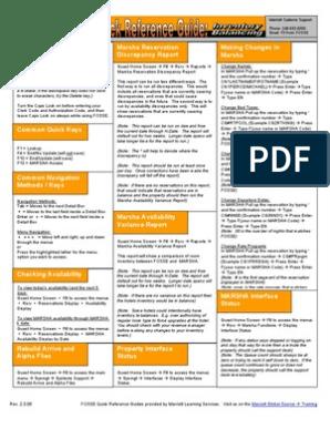 fosse_quick_reference_guide_inventory_balancing_7 | Menu (Computing