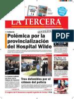 Diario La Tercera 19.12.2014