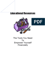 Resource Guide Financially