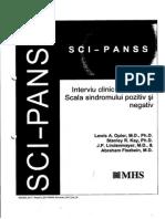 SCI-PANSS