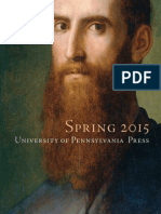 Penn Press Spring 2015 Catalog