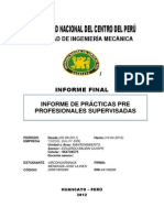 Formato Informe JOSE