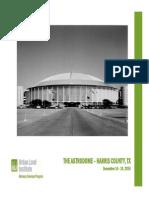 Astrodome Final