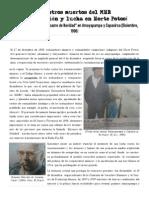 Autogestión y resistencia en el Norte Potosì