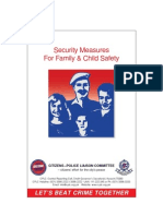 Security Measures For Family & Child Safety
