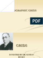Radiographic Grids