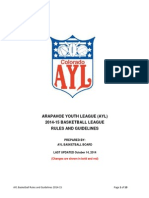 AYL Basketball Rules and Guidelines 2014-2015 Final_1
