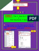 Formatting a Word Document.pdf