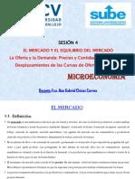 Microeconomía - Sesión 4