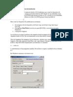 Cómo Crear Los Disquetes de Instalaciónlinux