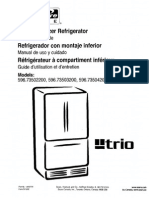 Kenmore Frig Manual