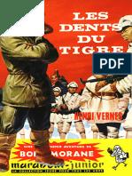 [Bob Morane-031]Les Dents Du Tigre 2(1958).French.ebook.alexandriZ
