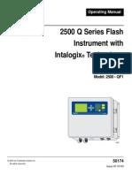 Indicador Fairbanks IND HR2500 QF1