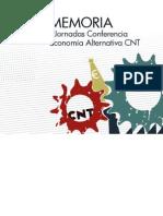 Memoria Jornadas Economia CNT