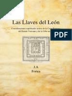 Las Llaves Del León-Pdre. Fortea