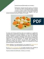 Tutorial de Sferificación Inversa (Revisado) Con Recetas y Ejemplos.