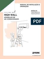 Manual Split York High Wall Rockies