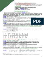 Teorie Matematică Bacalaureat 2014 (Reparat)