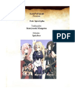 Fate Apocrypha - Capitulo 1