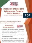 Modelo Para Utilização Na Empresa Forno de Minas